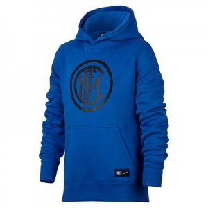 Inter Milan Core Hoodie – Royal Blue – Kids All items