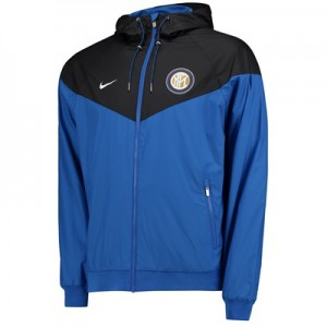 Inter Milan Authentic Windrunner – Royal Blue All items