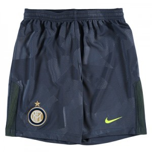 Inter Milan Third Stadium Shorts 2017-18 – Kids All items