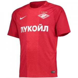 Spartak Moscow Home Stadium Shirt 2017-18 All items