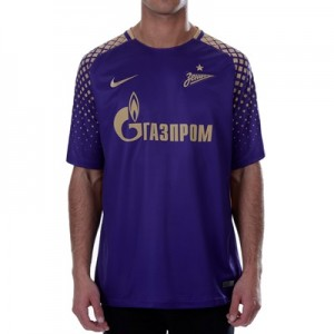 Zenit St. Petersburg Away Stadium Shirt 2017-18 All items