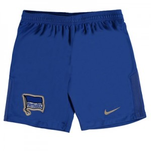 Hertha Berlin Home Stadium Shorts 2017-18 – Kids All items