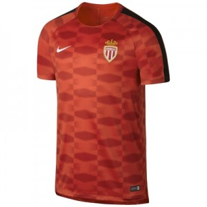 AS Monaco Squad Pre Match Top – Red All items