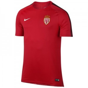 AS Monaco Squad Training Top – Red All items