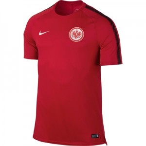 Eintracht Frankfurt Squad Training Top – Red All items