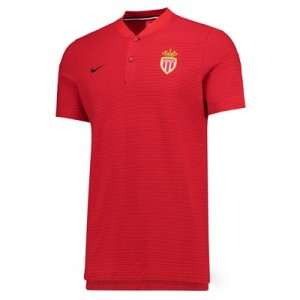 AS Monaco Authentic Grand Slam Polo – Red All items