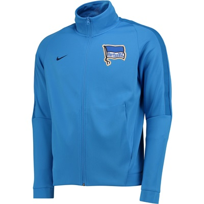 Hertha Berlin Authentic Franchise Jacket – Blue All items