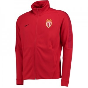 AS Monaco Authentic Franchise Jacket – Red All items