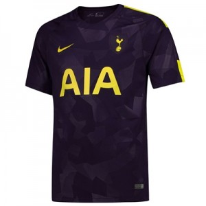 Tottenham Hotspur Third Stadium Shirt 2017-18 All items
