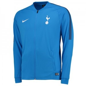 Tottenham Hotspur Squad Knit Track Jacket – Blue All items
