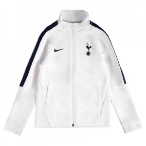 Tottenham Hotspur Authentic Franchise Jacket – White – Kids All items