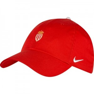 AS Monaco Core Cap – Red All items