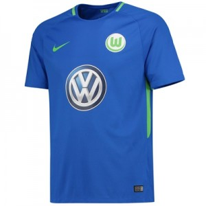 VfL Wolfsburg Away Stadium Shirt 2017-18 All items