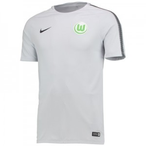 VfL Wolfsburg Squad Training Top – Grey All items