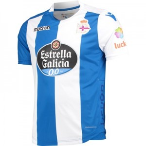 Deportivo La Coruna Home Shirt 2017-18 All items