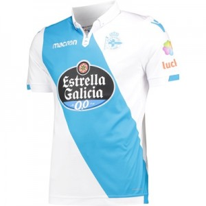 Deportivo La Coruna Away Shirt 2017-18 All items