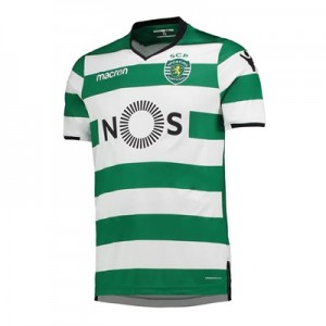 Sporting Lisbon Home Shirt 2017-18 All items