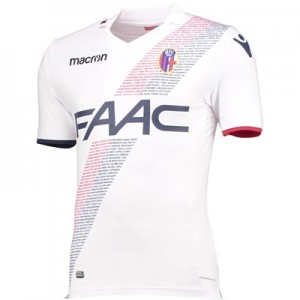 Bologna Away Shirt 2017-18 All items