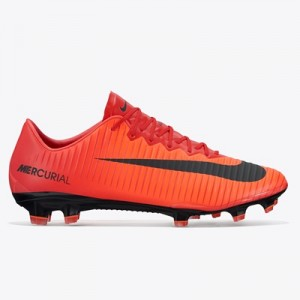 Nike Mercurial Vapor XI Firm Ground Football Boots – Red All items