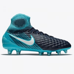 Nike Magista Obra II Firm Ground Football Boots – Blue – Kids All items