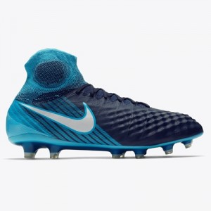 Nike Magista Obra II Firm Ground Football Boots – Blue All items