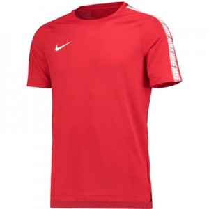 Nike Breathe Squad Training Top – Red All items