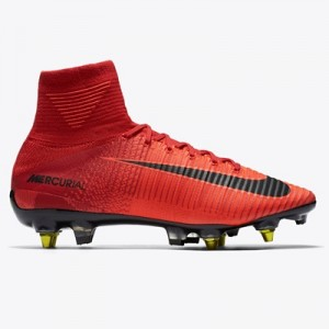 Nike Mercurial Superfly Anti-Clog Soft Ground Pro Football Boots – Red All items