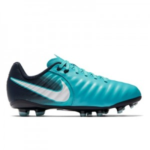 Nike Tiempo Ligera IV Firm Ground Football Boots – Blue – Kids All items