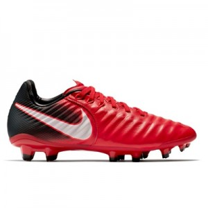 Nike Tiempo Legend VIII Firm Ground Football Boots – Red – Kids All items