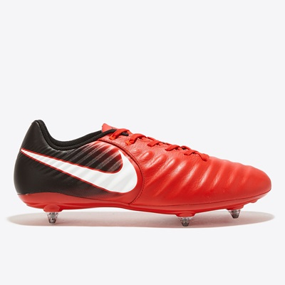 Nike Tiempo Ligera IV Soft Ground Football Boots – Red All items