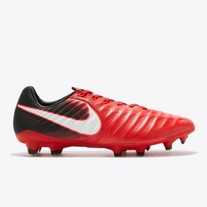 Nike Tiempo Legacy III Firm Ground Football Boots – Red All items