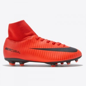 Nike Mercurial Victory VI Dynamic Fit Firm Ground Football Boots – Red All items