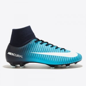 Nike Mercurial Victory VI Dynamic Fit Firm Ground Football Boots – Blu All items