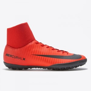 Nike Mercurial Victory VI Dynamic Fit Astroturf Trainers – Red All items
