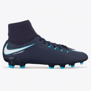Nike Hypervenom Phelon III Dynamic Fit Firm Ground Football Boots – Bl All items
