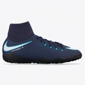 Nike Hypervenom Phelon III Dynamic Fit Astroturf Trainers – Blue All items