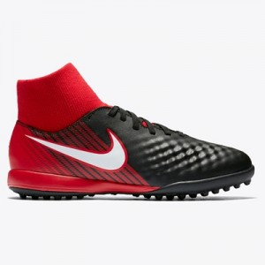 Nike Magista Onda III Dynamic Fit Astroturf Trainers – Red – Kids All items