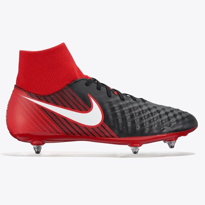 Nike Magista Onda III Dynamic Fit Soft Ground Football Boots – Red All items