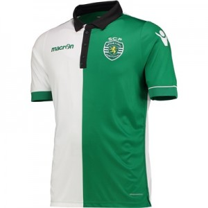 Sporting Lisbon Third Shirt 2017-18 All items