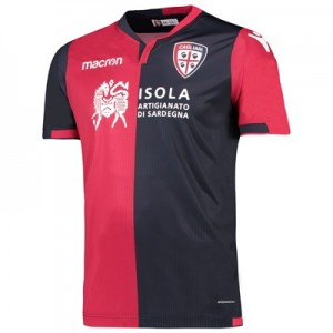 Cagliari Home Shirt 2017-18 All items