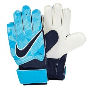 Nike Match Goalkeeper Football Gloves – Blue – Kids All items
