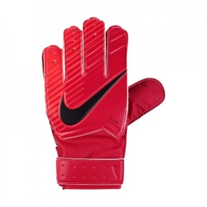 Nike Match Goalkeeper Football Gloves – Red – Kids All items