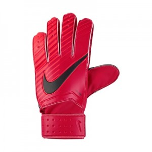 Nike Match Goalkeeper Football Gloves – Red All items