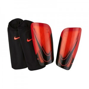 Nike Mercurial Lite Shinguards – Red All items