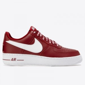 Nike Air Force 1 07 LV8 Trainers – Red All items