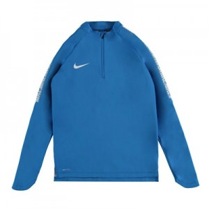 Nike CR7 Shield Squad Drill Top – Italy Blue/White/White – Kids All items