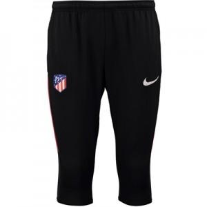 Atlético de Madrid Squad 3/4 Pant – Black All items