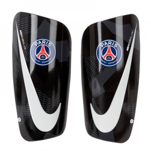 Paris Saint-Germain Merc Lite Shinguards – Black All items