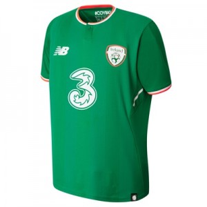 Republic of Ireland Home Shirt 2017-19 – Kids All items