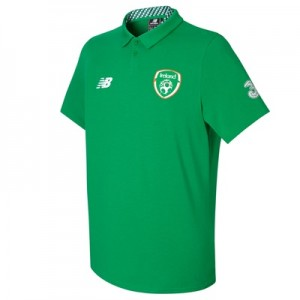 Republic of Ireland Elite Media Motion Polo – Green All items
